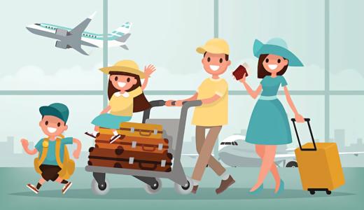 赤ちゃんとの海外旅行は何ヶ月から行ける?「実際の失敗談あり」